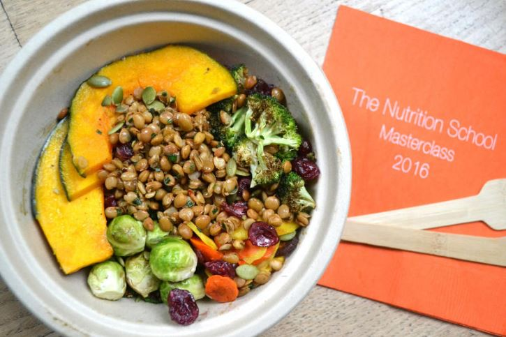 Nutritious Life Master Class 2016 - The